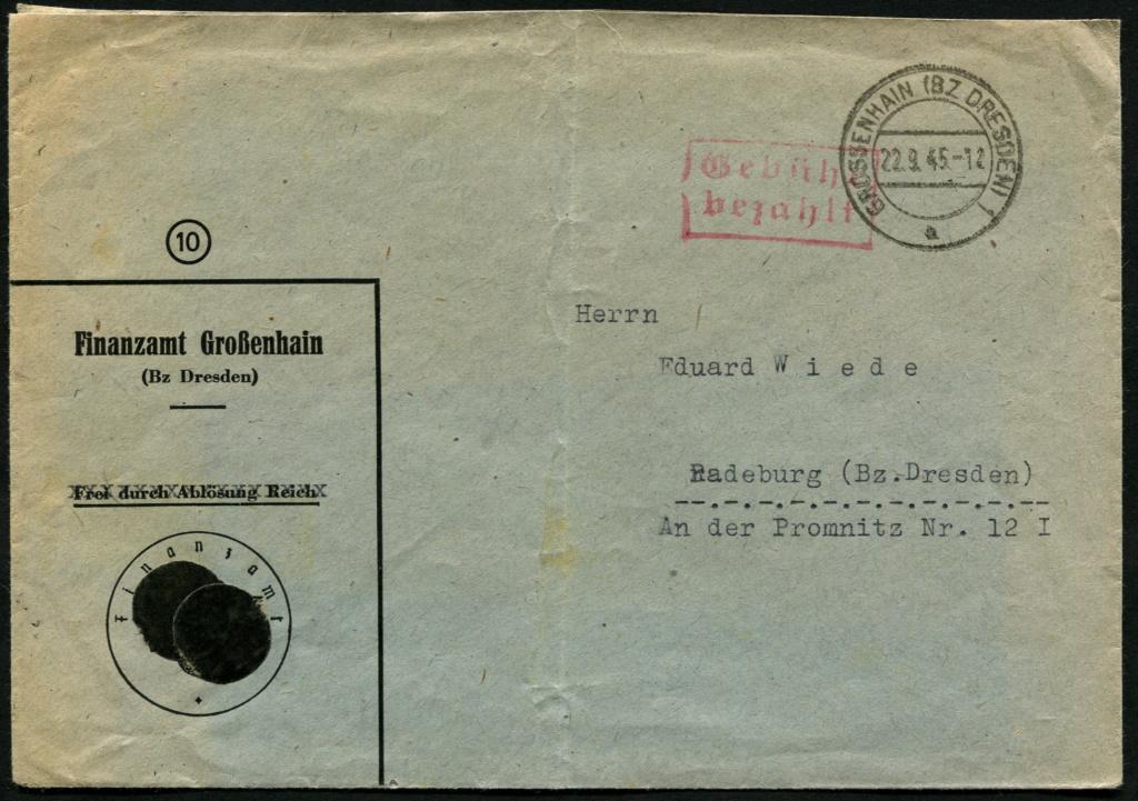 Zone - Ostsachsen (OPD Dresden) -Sowjetische Besatzungszone- - Seite 16 Gebzhr16