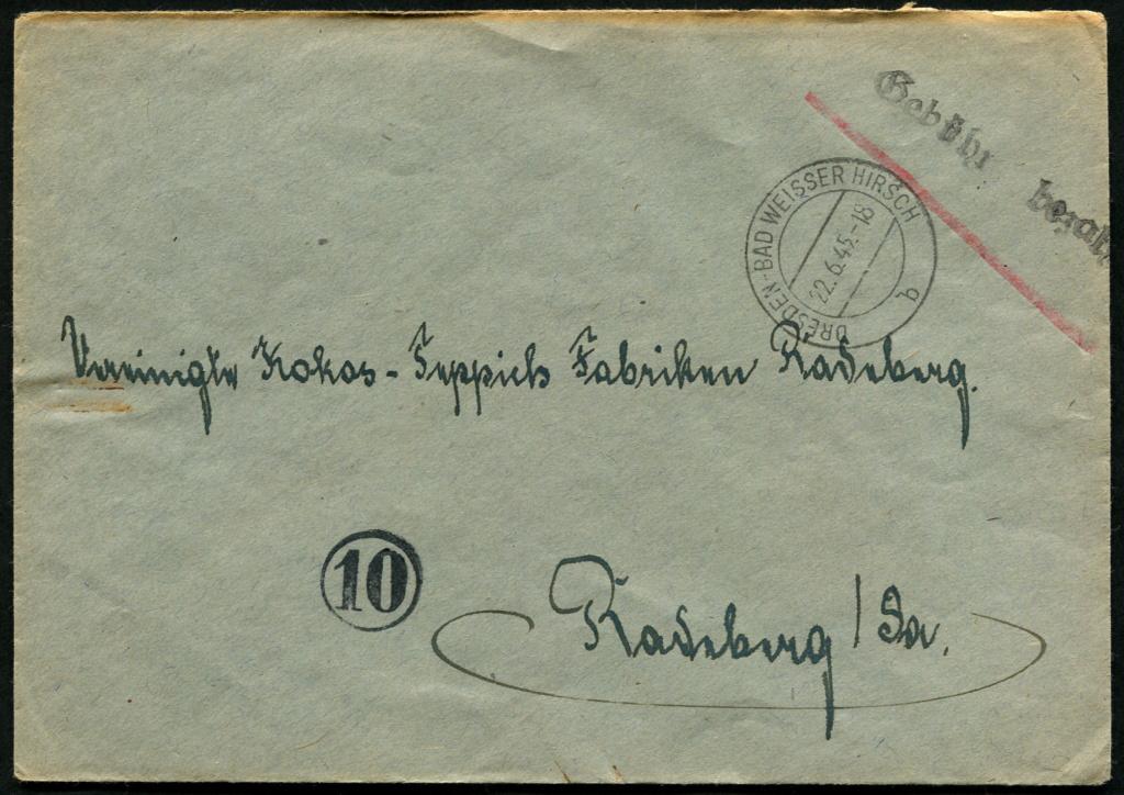 Ostsachsen (OPD Dresden) -Sowjetische Besatzungszone- - Seite 17 Gebzhr24