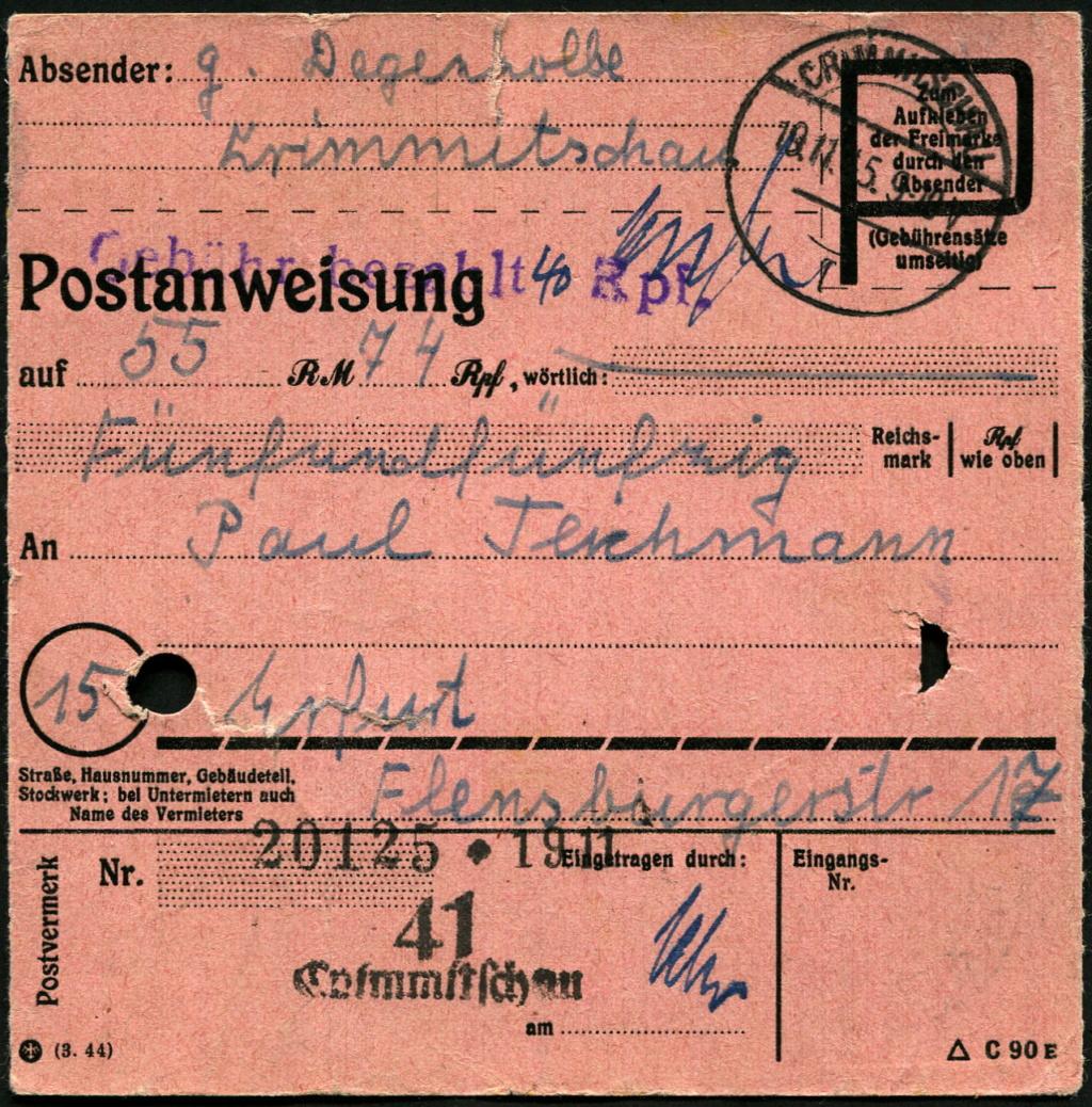 Ostsachsen (OPD Dresden) -Sowjetische Besatzungszone- - Seite 20 Gebzhr36