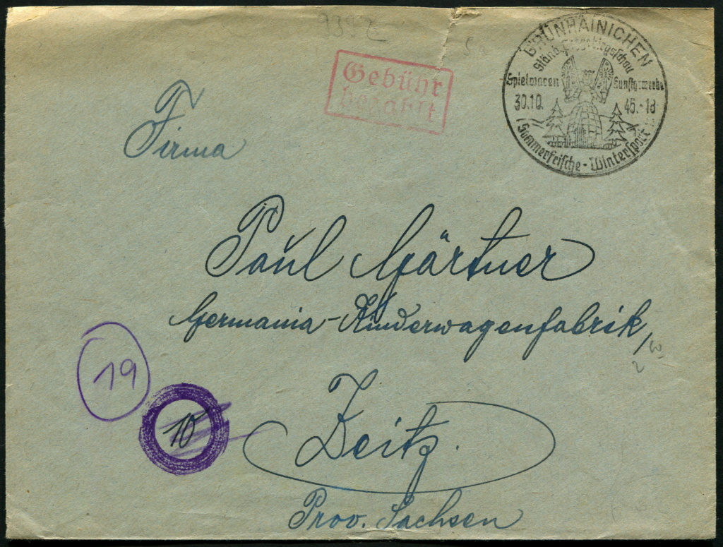 Ostsachsen (OPD Dresden) -Sowjetische Besatzungszone- - Seite 20 Grznha11
