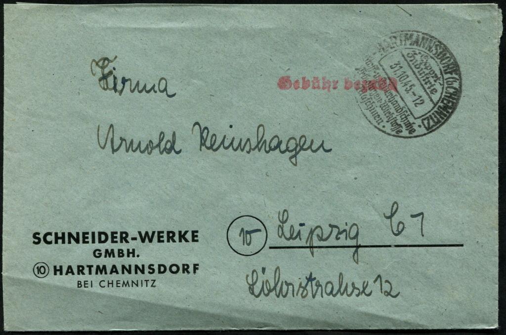 Ostsachsen (OPD Dresden) -Sowjetische Besatzungszone- - Seite 18 Hartma10