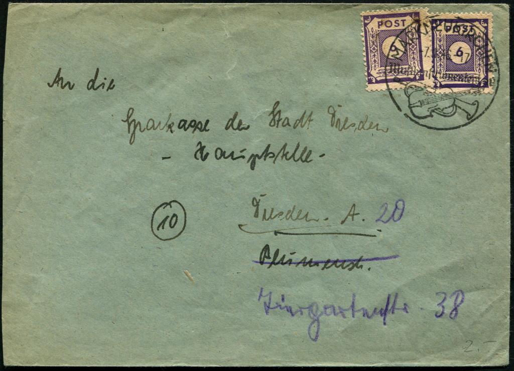 Ostsachsen (OPD Dresden) -Sowjetische Besatzungszone- - Seite 17 Markne10