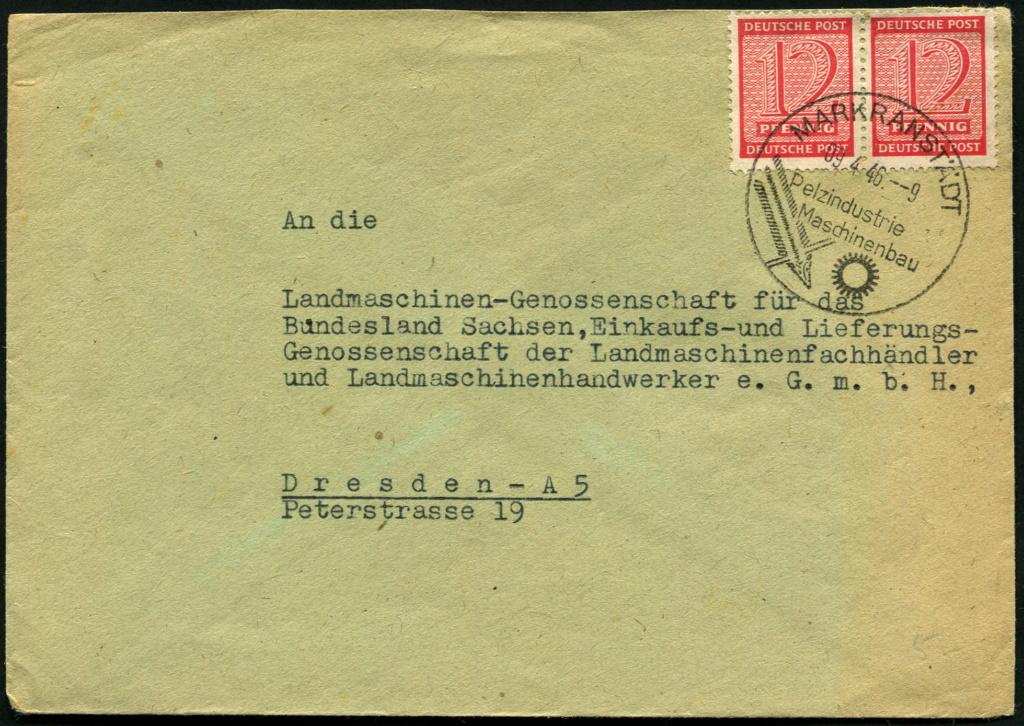Westsachsen (OPD Leipzig) -Sowjetische Besatzungszone- - Seite 3 Markra10