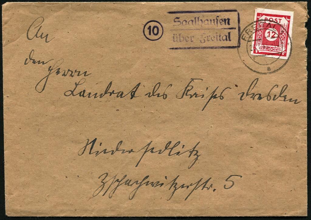 Ostsachsen (OPD Dresden) -Sowjetische Besatzungszone- - Seite 15 Postst10