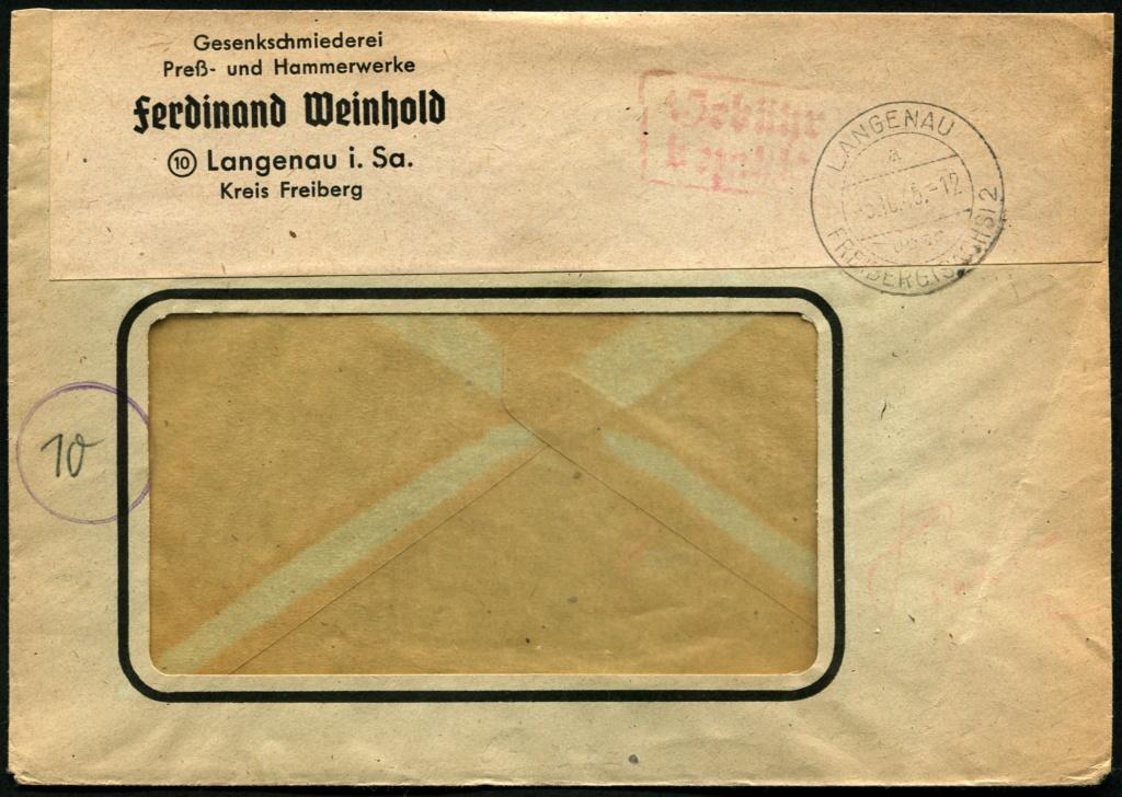 Ostsachsen (OPD Dresden) -Sowjetische Besatzungszone- - Seite 15 Postst13