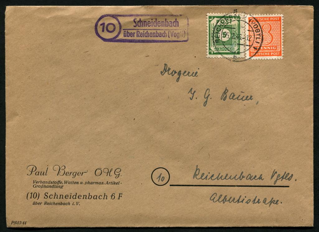 Ostsachsen (OPD Dresden) -Sowjetische Besatzungszone- - Seite 15 Postst14