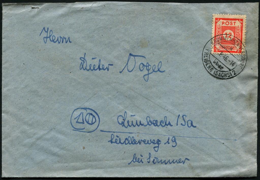 Zone - Ostsachsen (OPD Dresden) -Sowjetische Besatzungszone- - Seite 16 Postst25