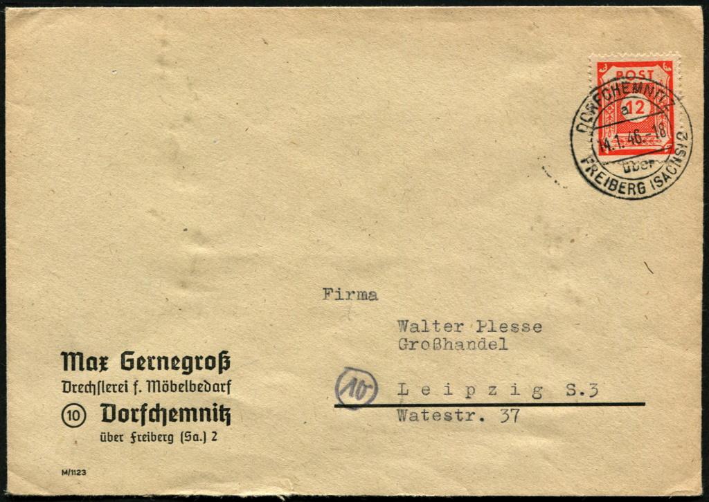 Ostsachsen (OPD Dresden) -Sowjetische Besatzungszone- - Seite 17 Postst37
