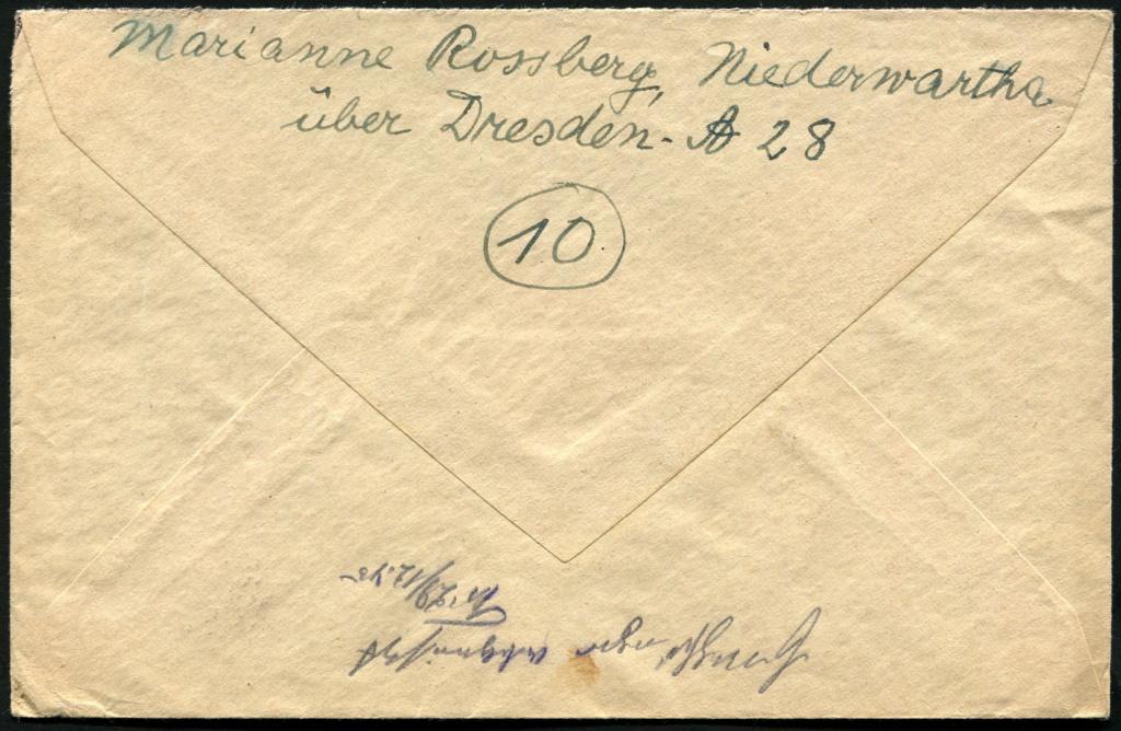 Ostsachsen (OPD Dresden) -Sowjetische Besatzungszone- - Seite 17 Postst40