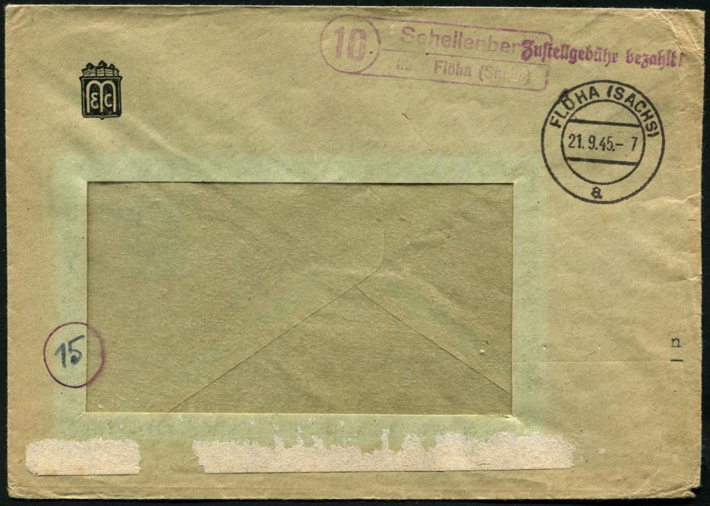 Ostsachsen (OPD Dresden) -Sowjetische Besatzungszone- - Seite 17 Postst41