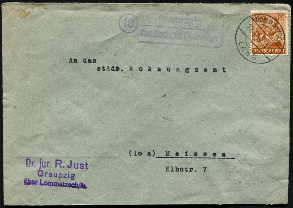 Ostsachsen (OPD Dresden) -Sowjetische Besatzungszone- - Seite 18 Postst48