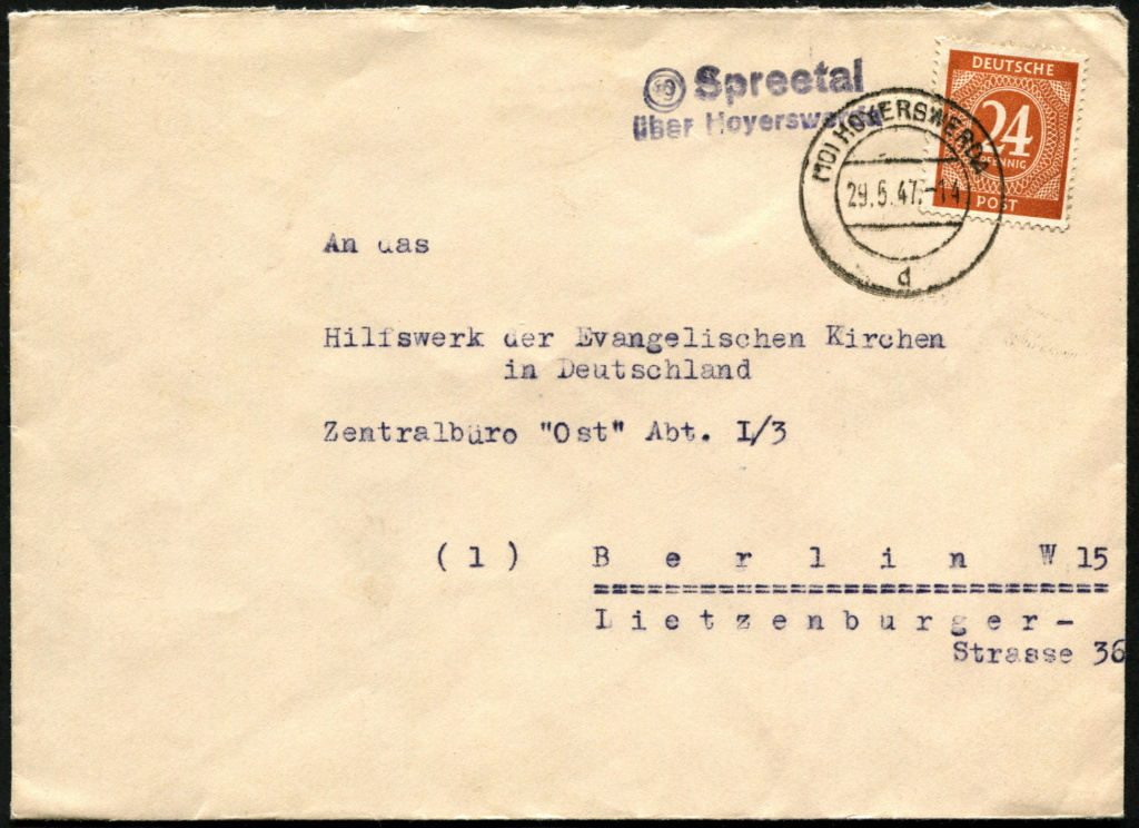 Ostsachsen (OPD Dresden) -Sowjetische Besatzungszone- - Seite 18 Postst50
