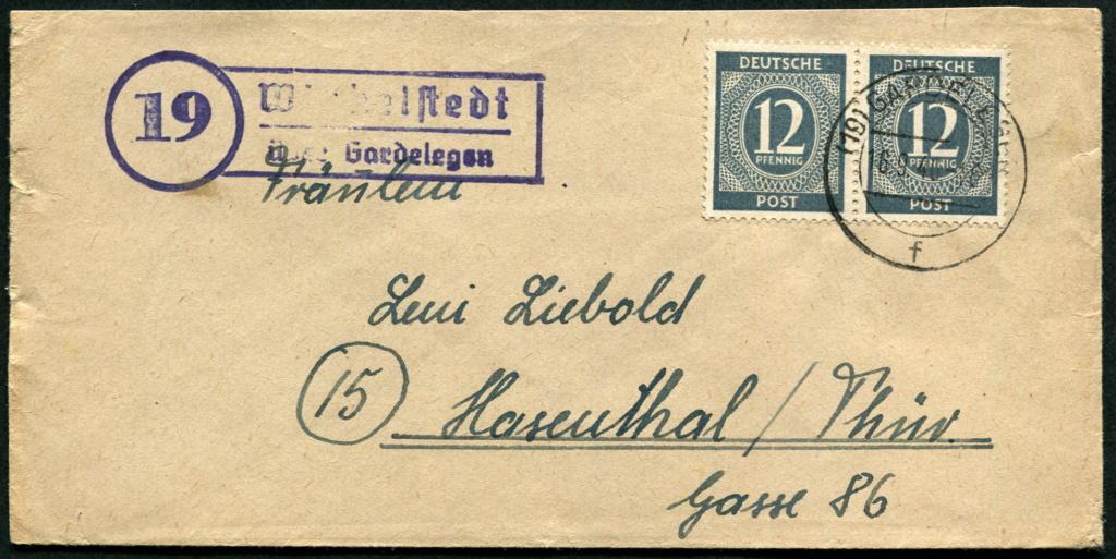 Provinz Sachsen -Sowjetische Besatzungszone - Seite 4 Postst54