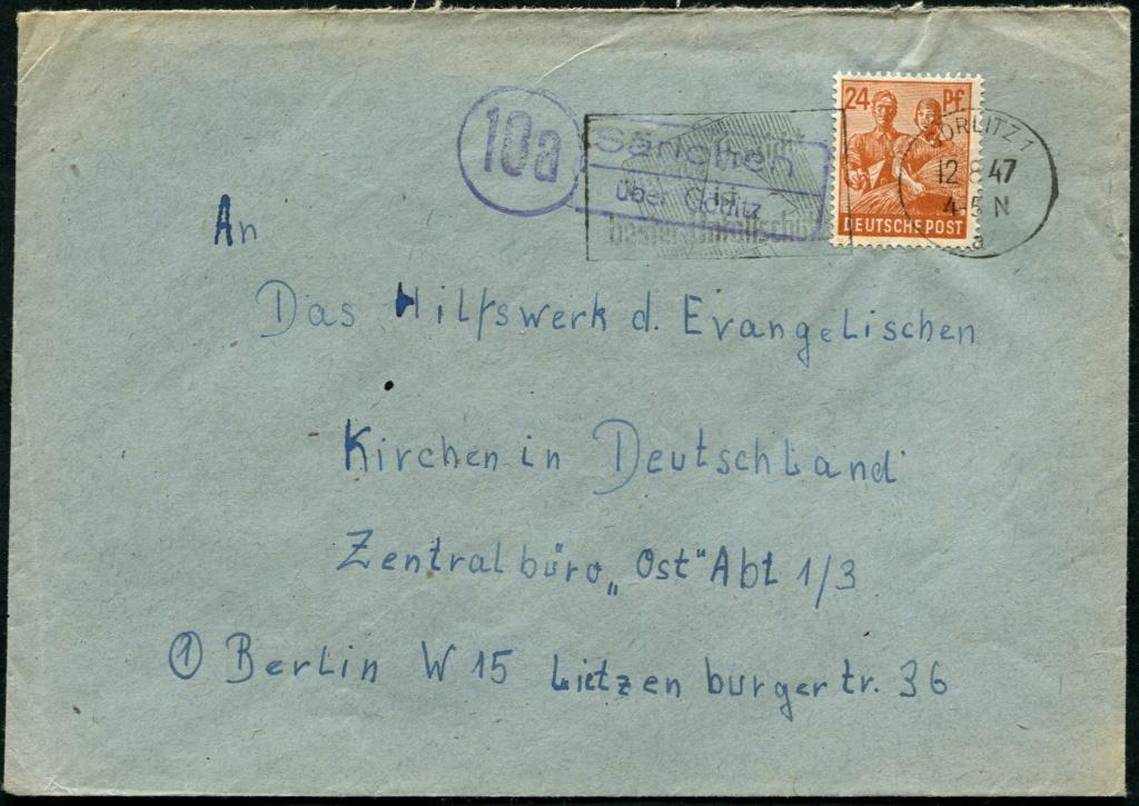 Ostsachsen (OPD Dresden) -Sowjetische Besatzungszone- - Seite 18 Postst55
