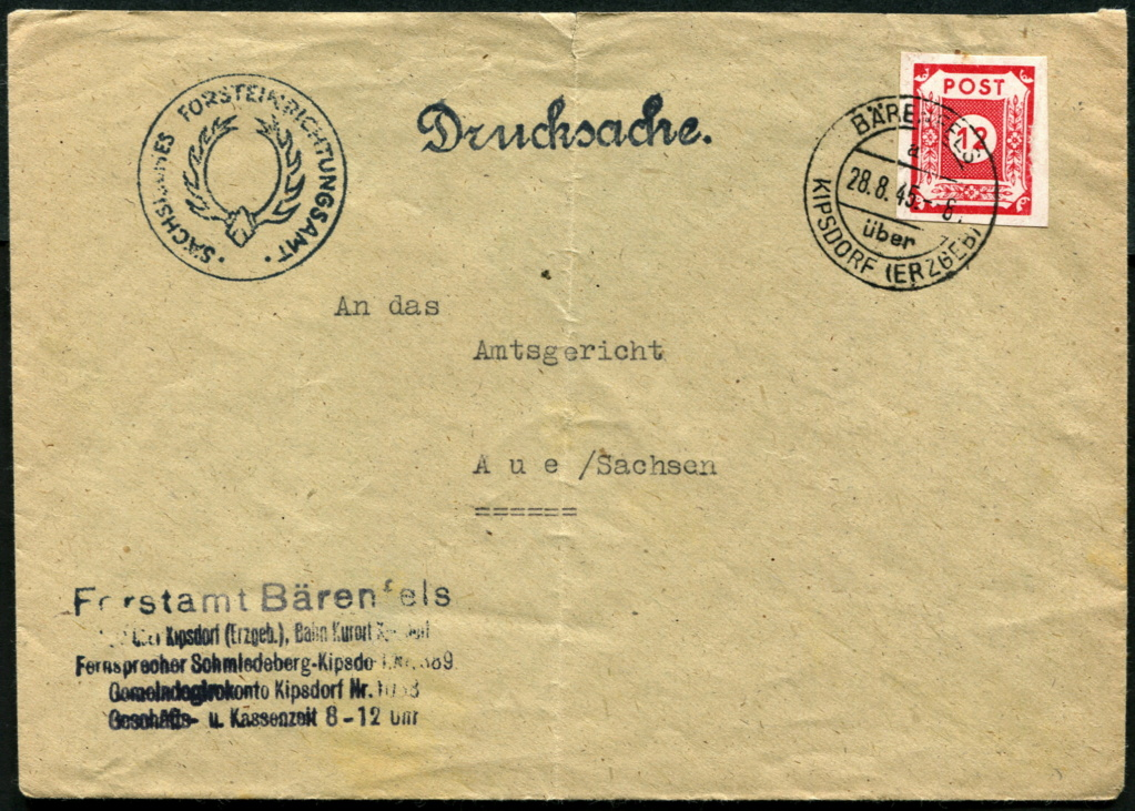 Ostsachsen (OPD Dresden) -Sowjetische Besatzungszone- - Seite 19 Postst64