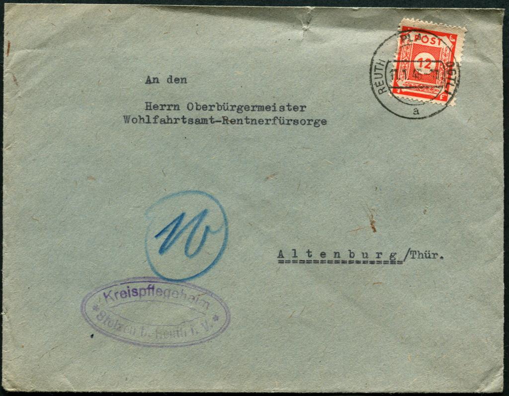 Ostsachsen (OPD Dresden) -Sowjetische Besatzungszone- - Seite 20 Postst68