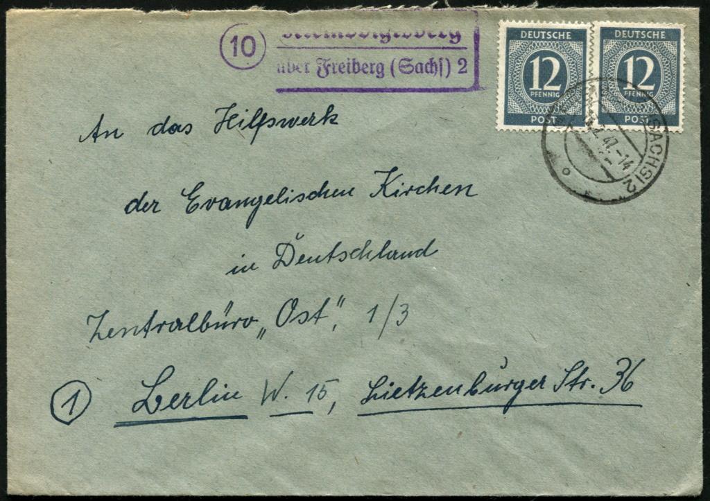 Ostsachsen (OPD Dresden) -Sowjetische Besatzungszone- - Seite 20 Postst69