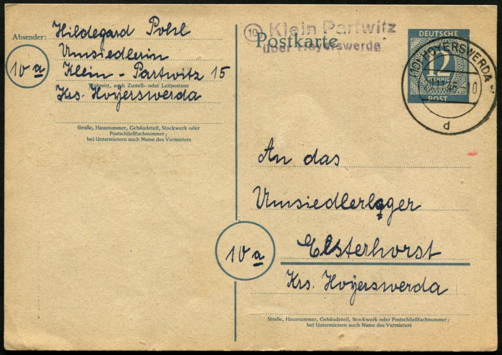 Ostsachsen (OPD Dresden) -Sowjetische Besatzungszone- - Seite 20 Postst73