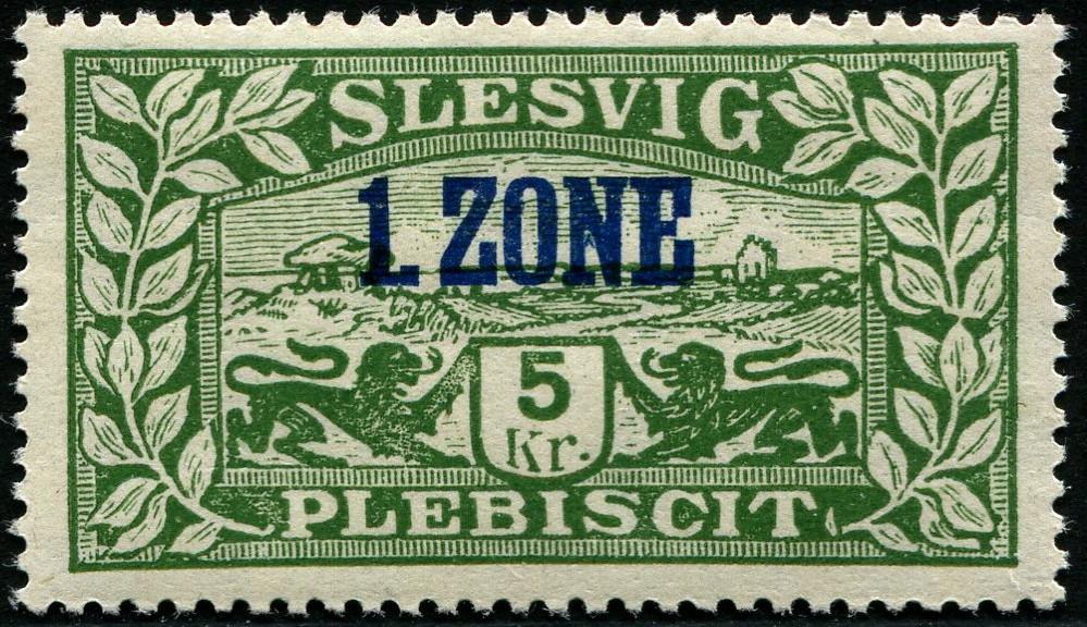 Schleswig Mi#26b Schles11