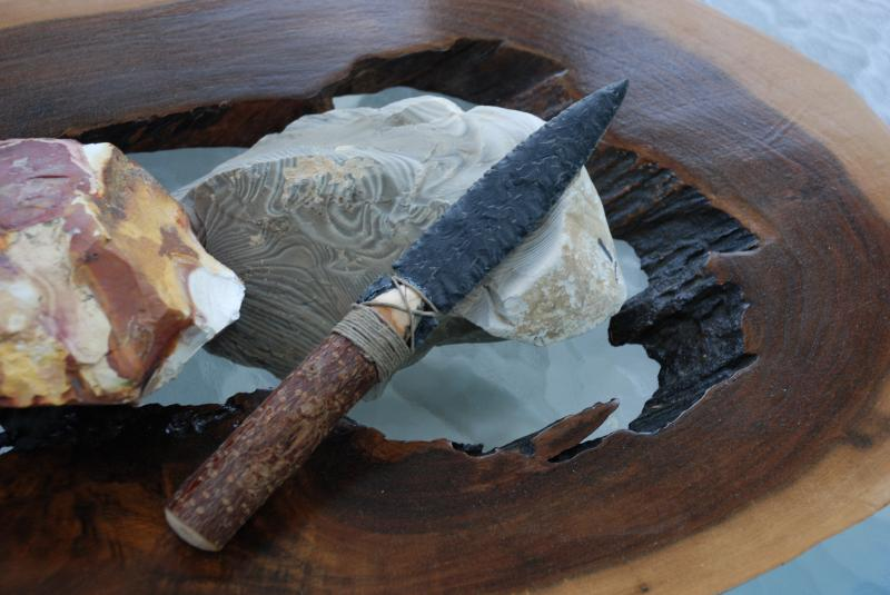 Flint and stone knives gallery Flint_12