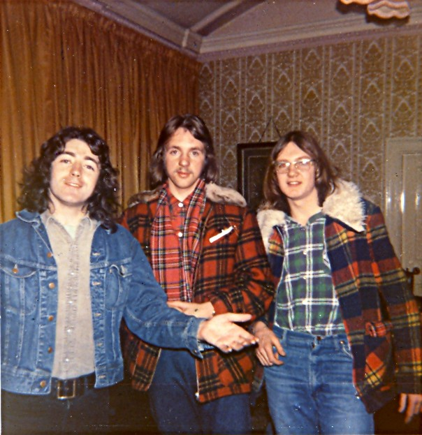 Photos de Fenderbass - City Hall - Newcastle (UK) - 6 décembre 1974 03rory10