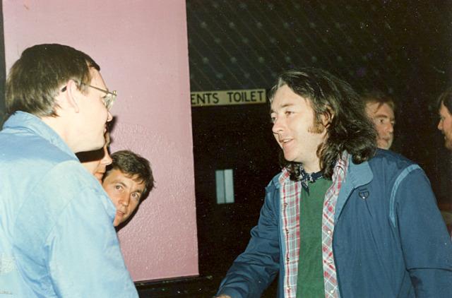 Photo de Fenderbass - Ayr Pavilion - Ayr (UK) - 25 août 1986 20rory10