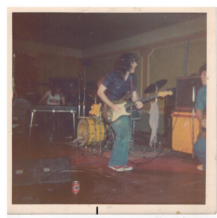 Photos de John Hartley - Roundhouse - Dagenham (UK) - 19 avril 1975 Attach11