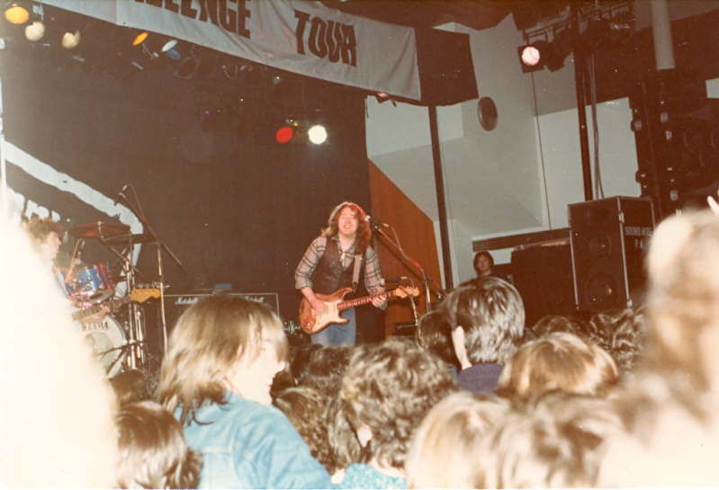 Photos de Fenderbass - Lancaster University - Lancaster (UK) - 29 novembre 1981 Rorysm10