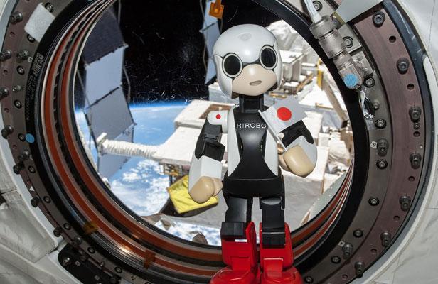 """Le petit ROBOT JAPONAIS """"KIROBO"""" dans l'ISS le 4 AOUT 2013  - Page 2 Articl10"""
