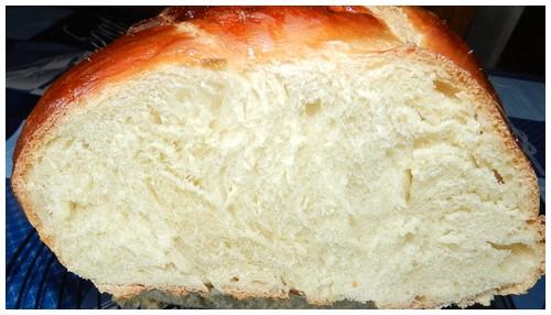 Challah ou  pain juif tressé Challa10
