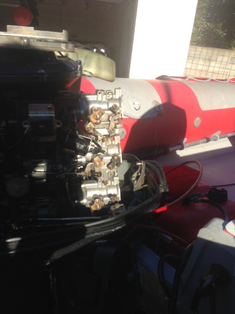 Problème moteur Yamaha EX 25 cv 2T  Img_1413