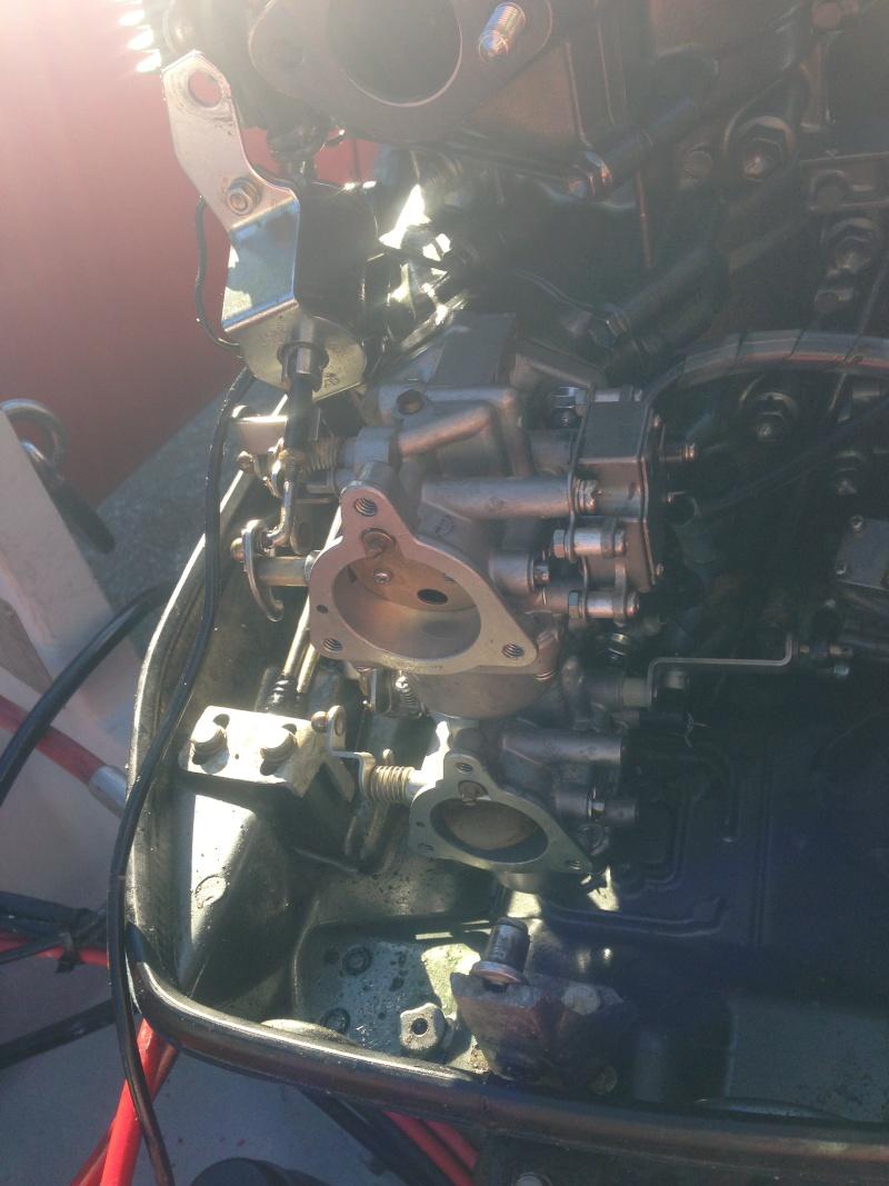 Problème moteur Yamaha EX 25 cv 2T  Img_1414