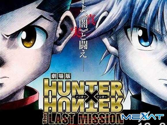 الترايلر الأول لفلم Hunter X Hunter الثاني و الذي هو بعنوان :The Last Mission 46f78e12