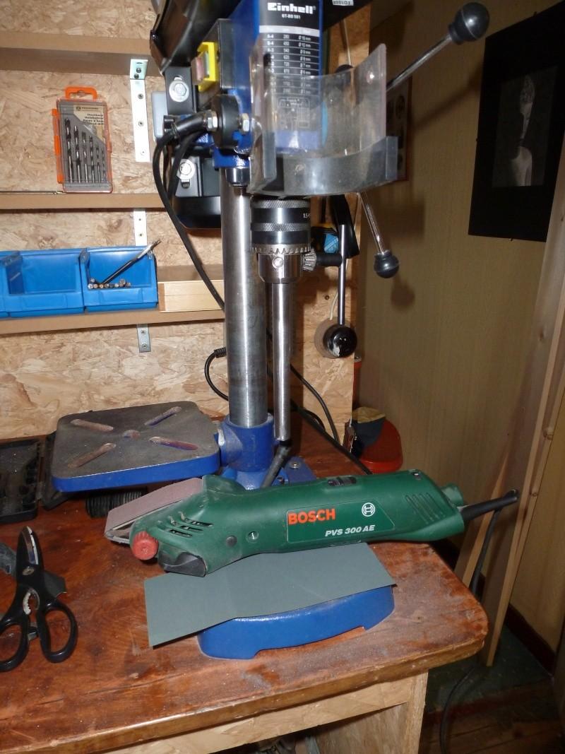 amélioration de la plongée de la défonceuse Bosch POF1400ACE 0410