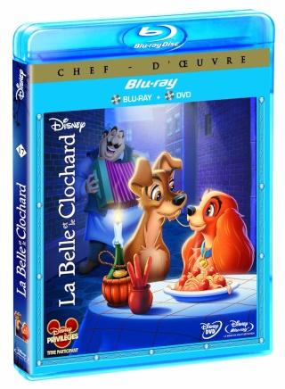 Les jaquettes DVD et Blu-ray des futurs Disney - Page 6 913ocz10