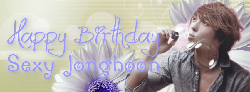 생일 축하해요 フニ様! Happy Birthday Huni-sama! Header10