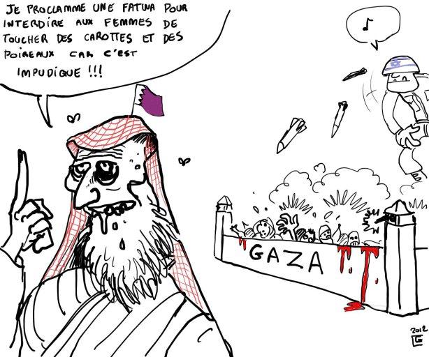 LA PALESTINE ENFIN RECONNUE PAR LES NATIONS - Page 4 Fatwa10