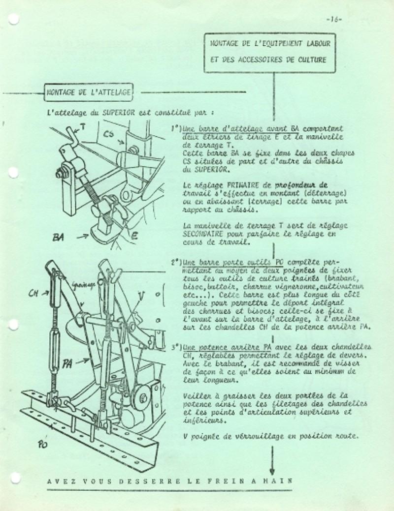 recherche de conseils concernant la réfection du porte outils du 1030 110