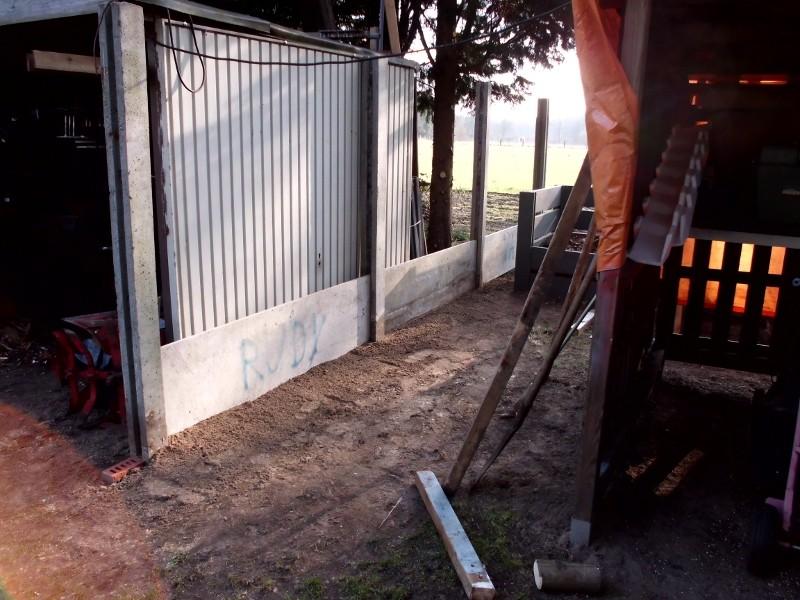 Construction d'un nouvel atelier comme détente Constr10