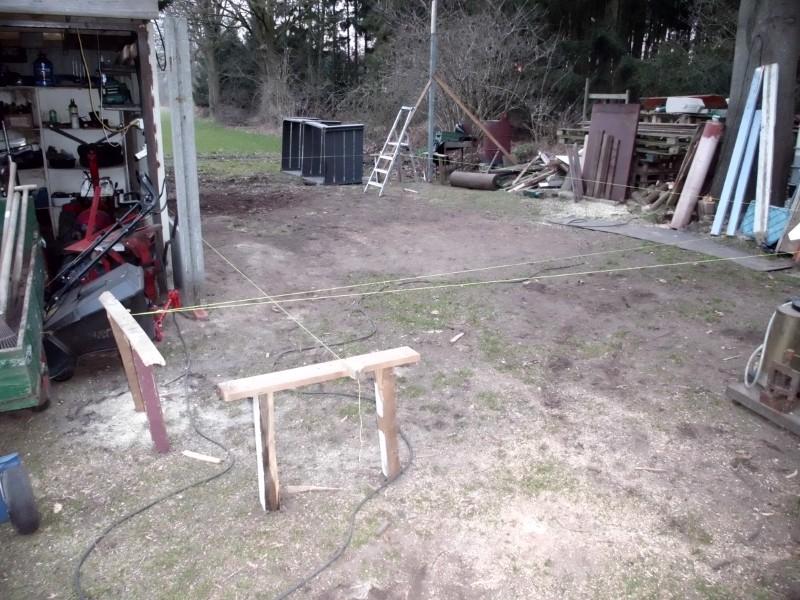 Construction d'un nouvel atelier comme détente Constr11