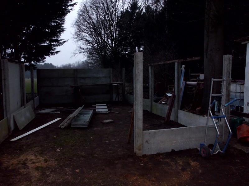 Construction d'un nouvel atelier comme détente Constr15
