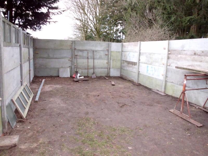Construction d'un nouvel atelier comme détente Constr19