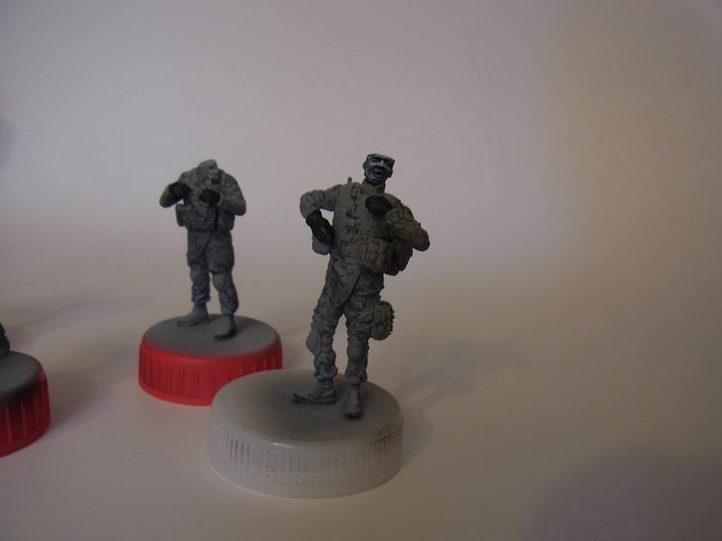 Figuren in Arbeit -  an was ich gerade so male Rimg0114