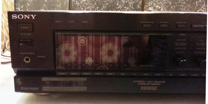 WTS - Sony TA-E1000ESD & TA-N330ES (retract) 20130827