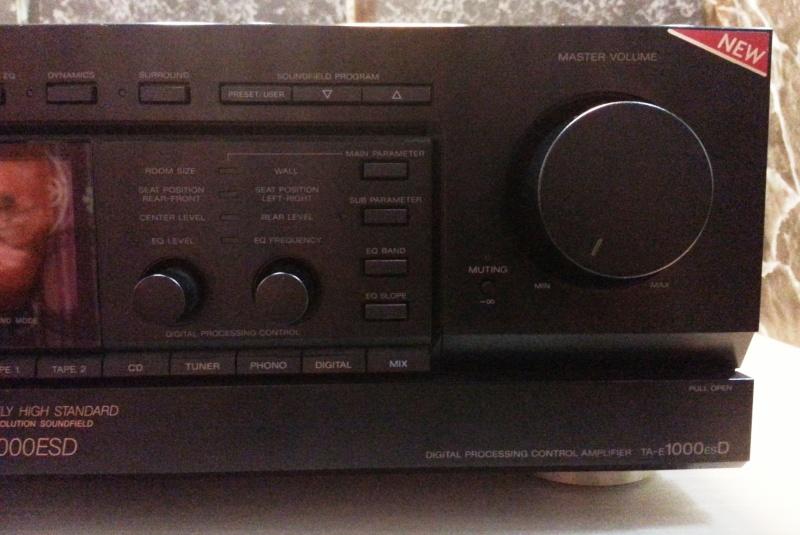 WTS - Sony TA-E1000ESD & TA-N330ES (retract) 20130828