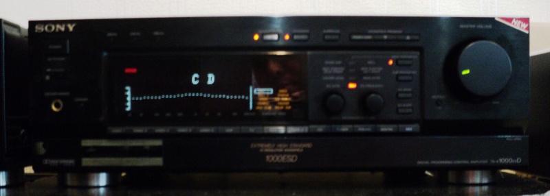 WTS - Sony TA-E1000ESD & TA-N330ES (retract) Dsc08818