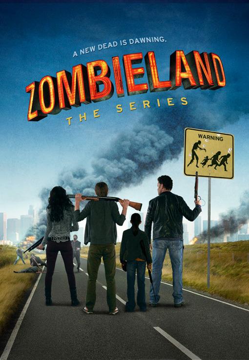 Zombieland: La serie. Azombi10