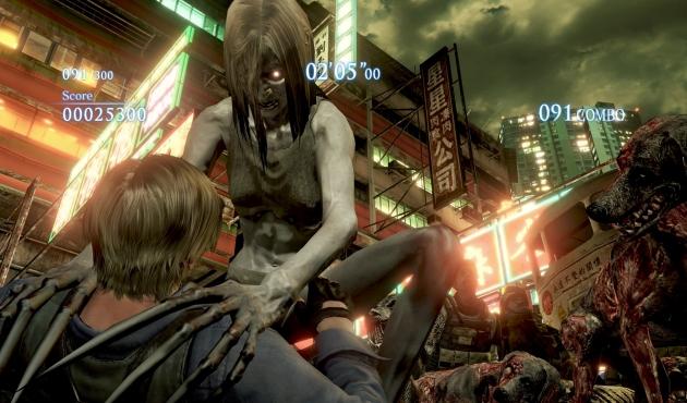 Se Juntaran Resident Evil 6 y Left 4 Dead 2. Azombi12