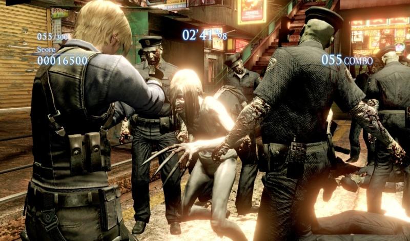 Se Juntaran Resident Evil 6 y Left 4 Dead 2. Azombi13