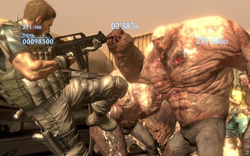 Se Juntaran Resident Evil 6 y Left 4 Dead 2. Azombi14